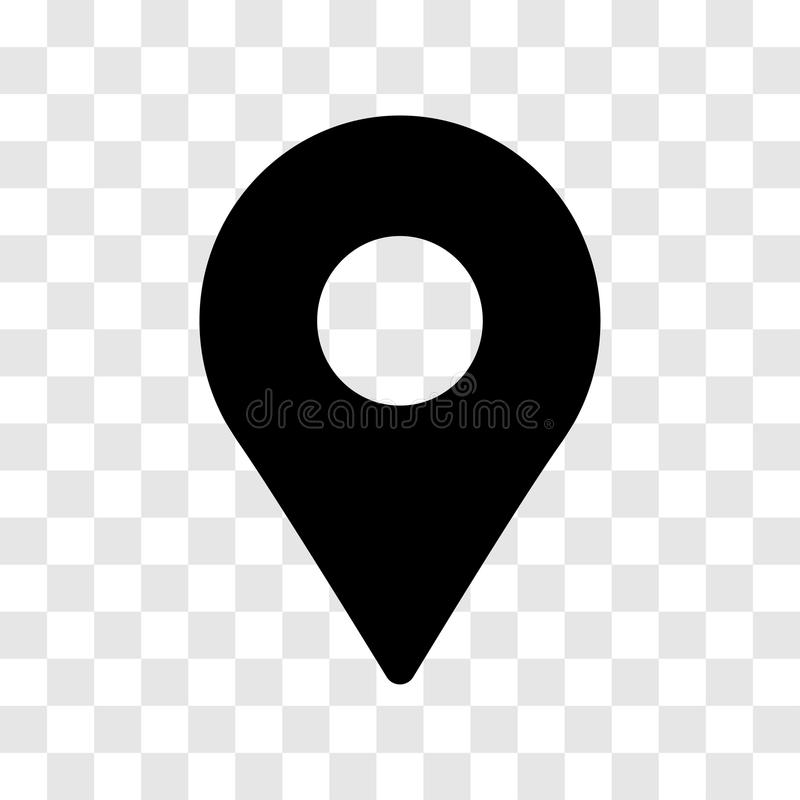 Free Pin Location Icon - Vector Iconic Design Stock Images - 94181514