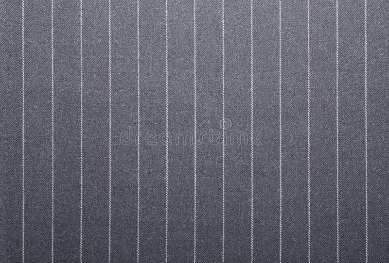 Pin striped suit texture. High quality pin stripe suit background texture royalty free stock photos