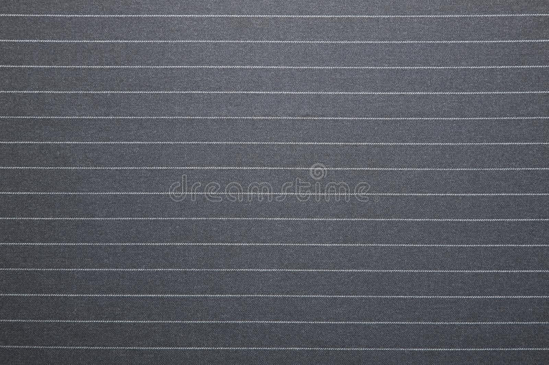 Pin striped suit texture. High quality pin stripe suit background texture stock photography