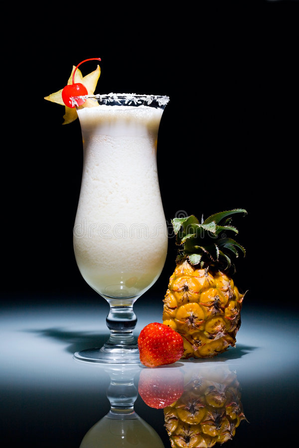 Pina Colada stock photography