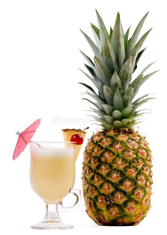 Free Pina Colada Cocktail Royalty Free Stock Photo - 5204915