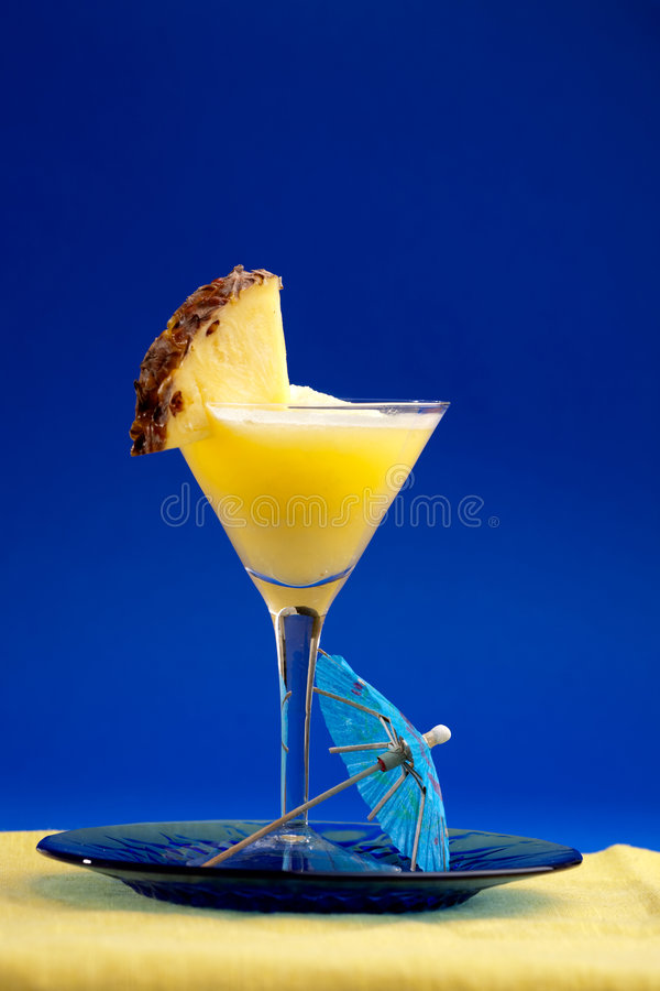 pina de colada photo stock