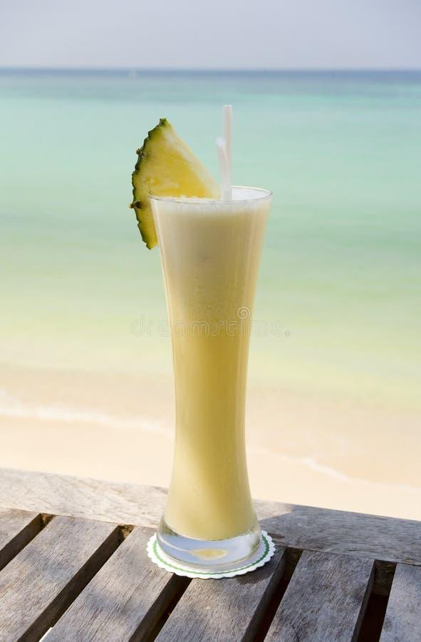 pina de colada de cocktail photographie stock libre de droits