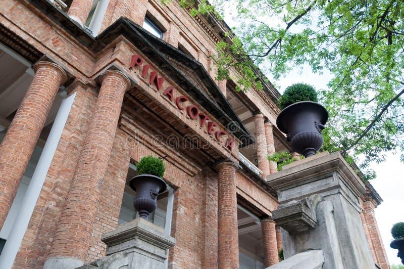 Pinacoteca Sao Paulo stock photos
