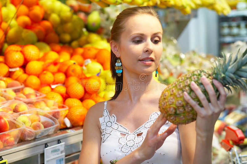 Download Pinapple stock image. Image of groceries, discount, choose - 899337