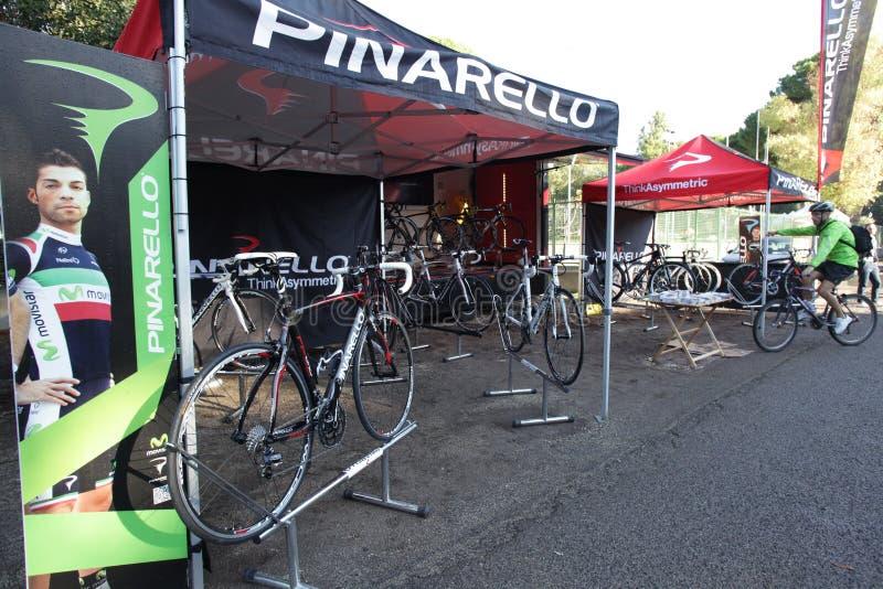 Pinarello Racing Bike Editorial Image