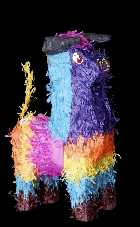 Pinata mexicano colorido fotos de archivo