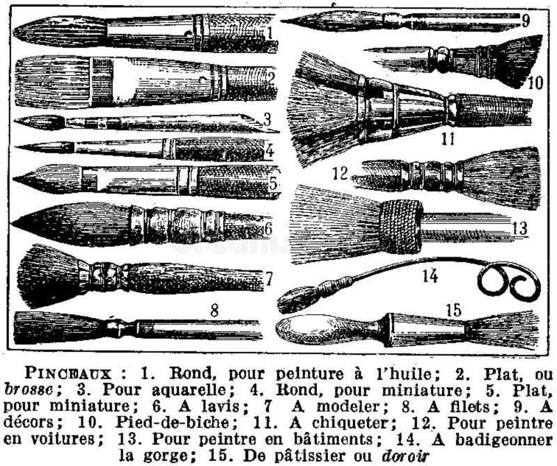 Pinceaux Free Public Domain Cc0 Image