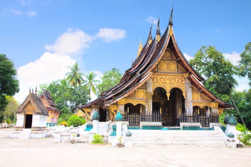 Pinces de Wat Chiang photos libres de droits