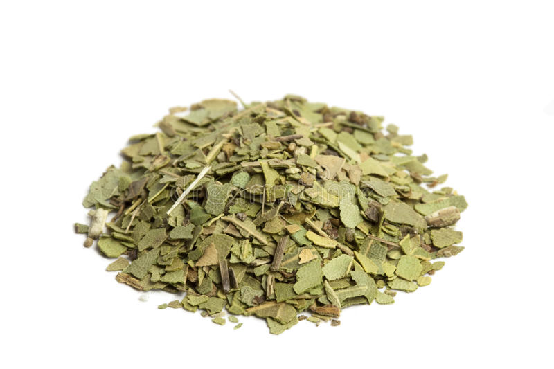 Pinch of Bay Leaves royalty free stock images