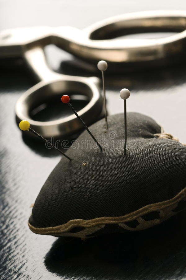 Pincushion fotos de stock royalty free