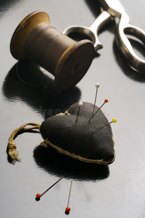 pincushion стоковое фото rf