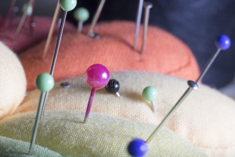 pincushion image stock