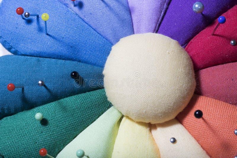 pincushion images stock
