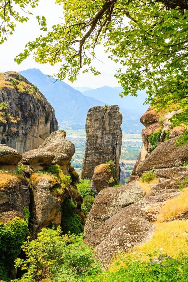 Pindos góry obrazy royalty free