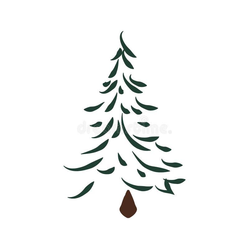 pine tree icon nature and plant design vector graphic stock rh dreamstime com pine tree branch graphic pine tree vector graphic