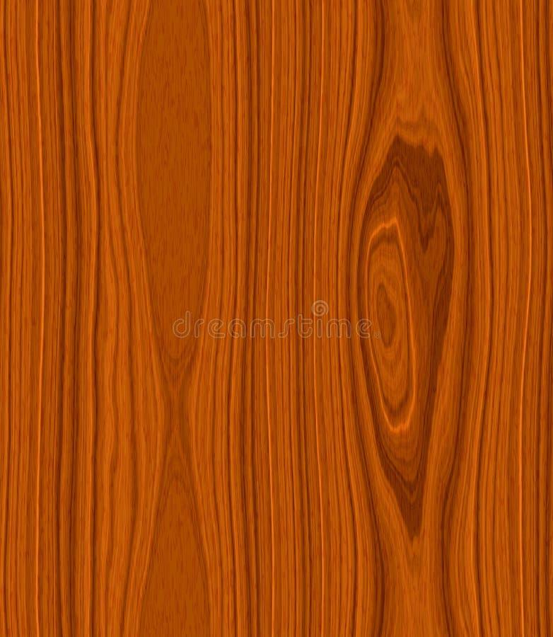 Pine wood grain texture stock illustration