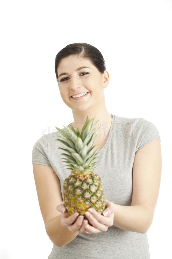 Download Pineapple Royalty Free Stock Photos - Image: 18529378
