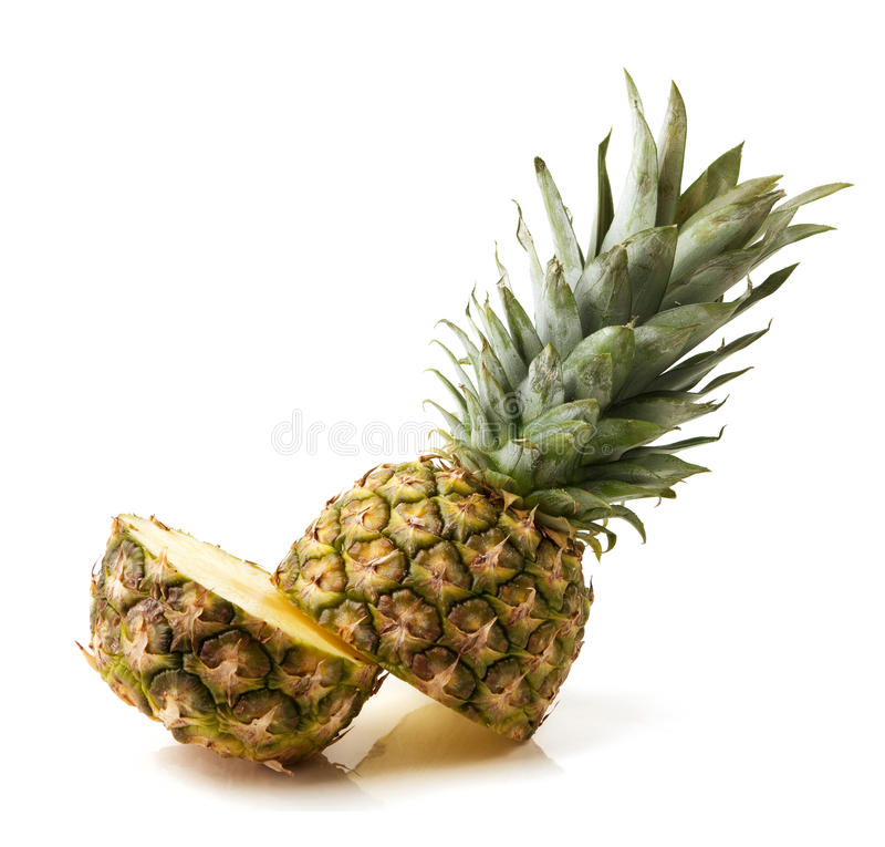 Download Pineapple stock image. Image of nutrient, color, background - 22405295