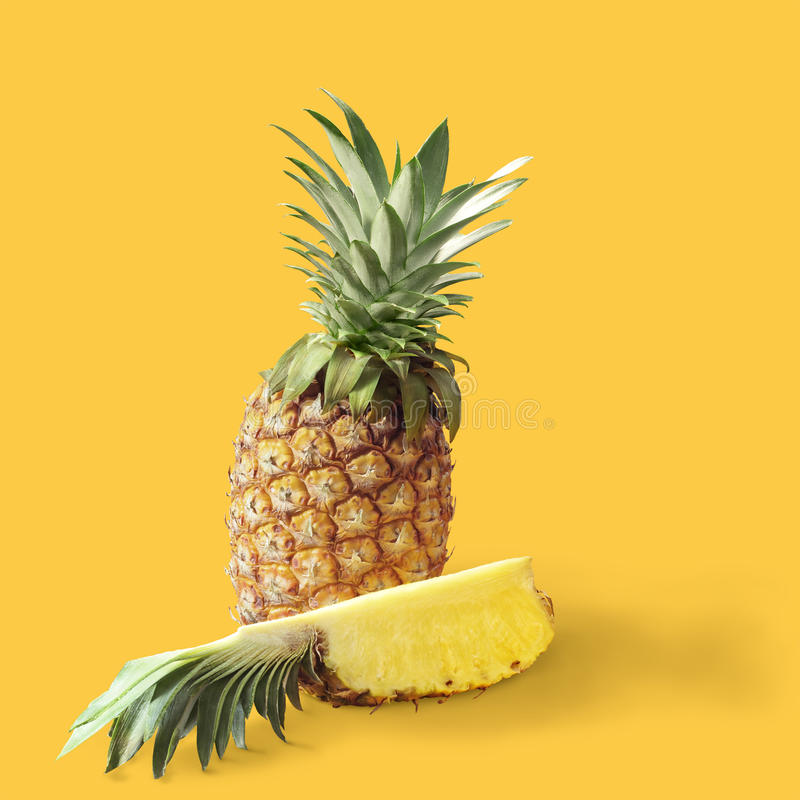 Download Pineapple stock photo. Image of yellow, pineapple, healthy - 25433684