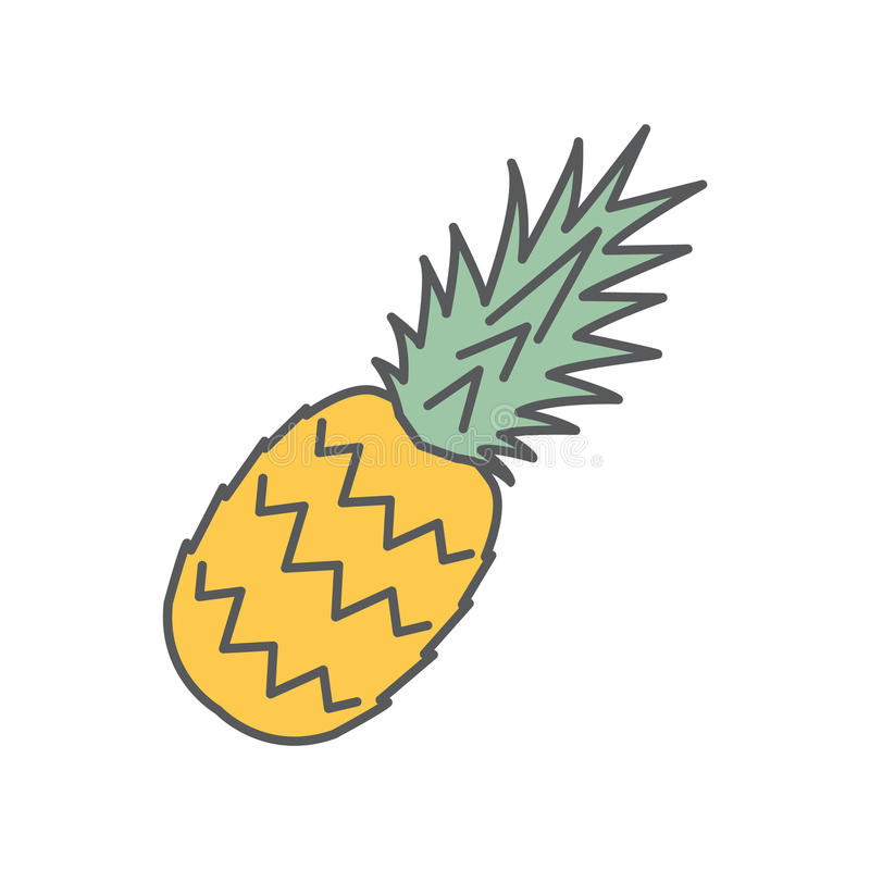 Free Pineapple Royalty Free Stock Images - 87627569