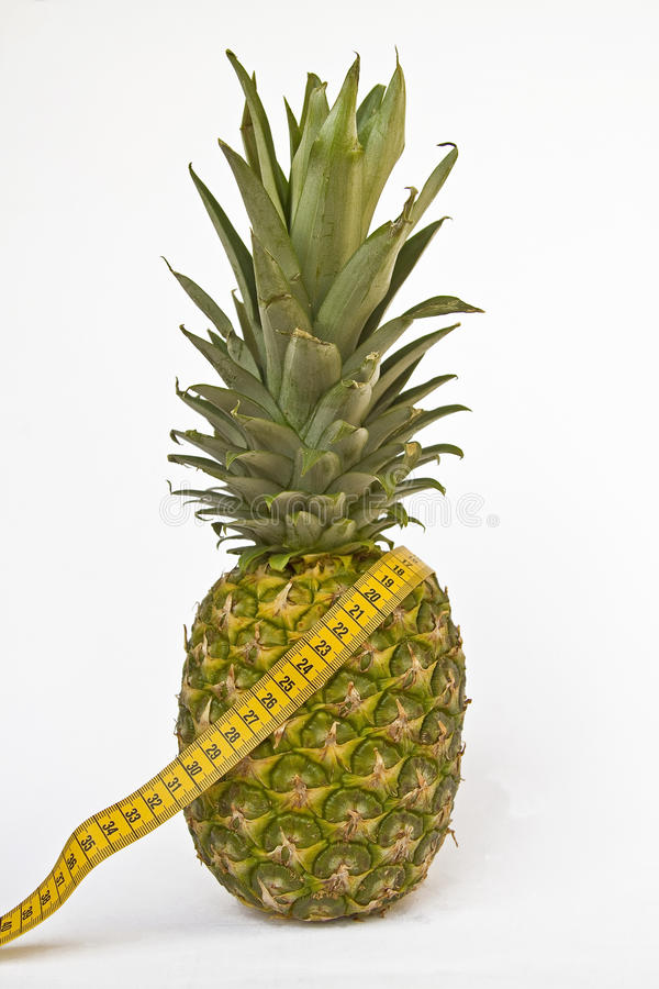 Download Pineapple diet stock photo. Image of overweight, eating - 26178946