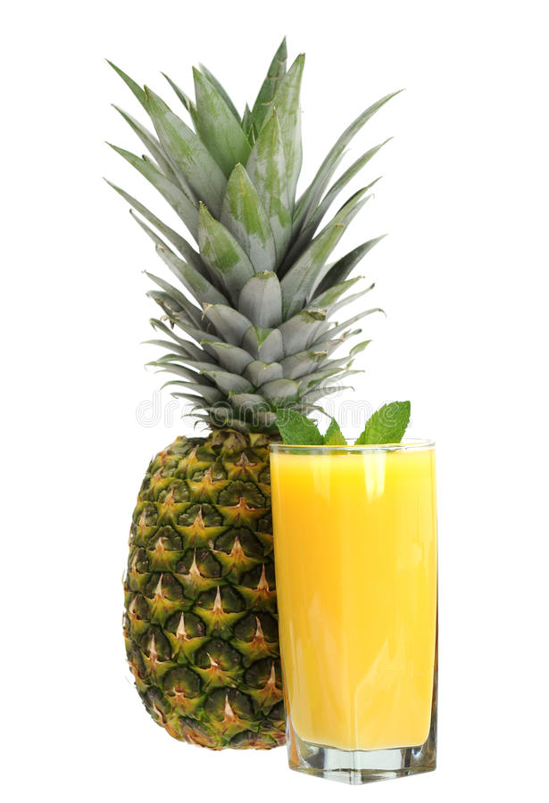 Download Pineapple and juice stock photo. Image of juice, vegetable - 33855118