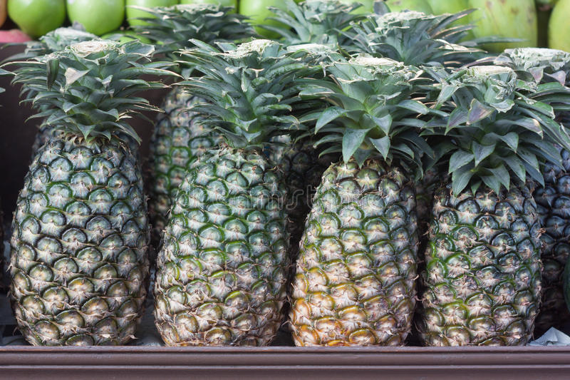 Download Pineapple stock image. Image of pineapple, green, sell - 36222229