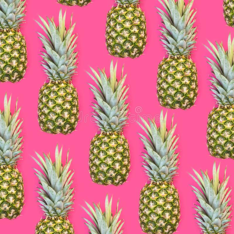 Pineapples stock illustration