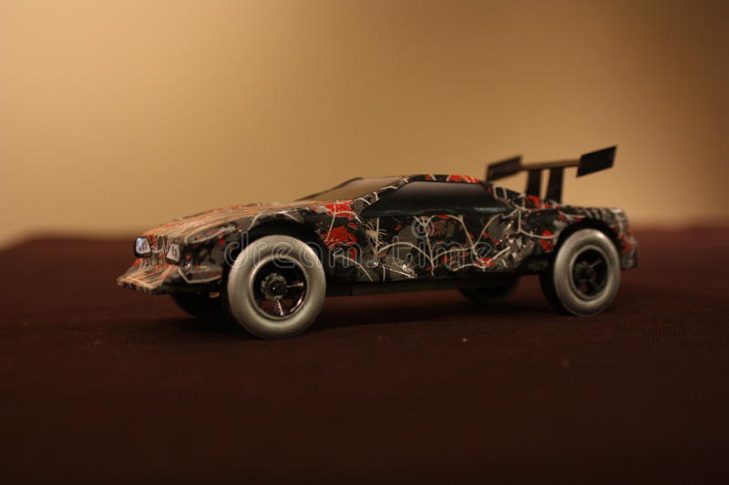 Pinewood Derby obraz royalty free