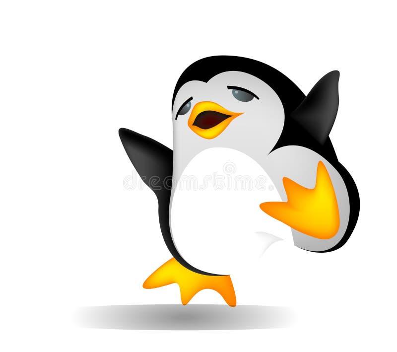 Pingüino foto de archivo