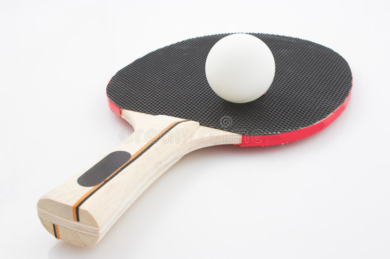 Download Ping-pong stock photo. Image of round, cover, tools, play - 1076194