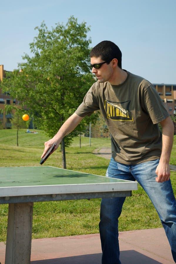 Ping - Pong Obrazy Royalty Free