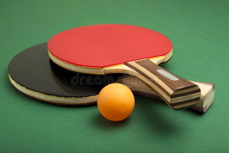 Ping-pong fotografía de archivo libre de regalías