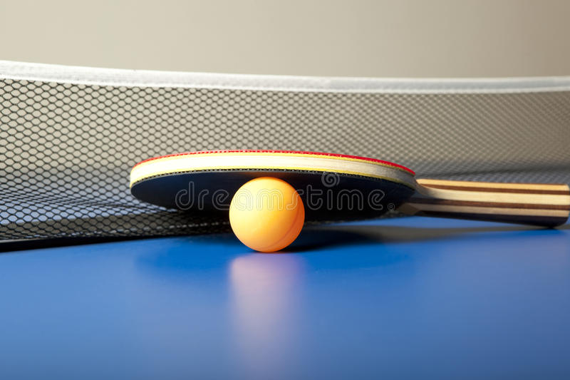 Download Ping-pong stock photo. Image of play, outdoor, pong, blue - 21926496