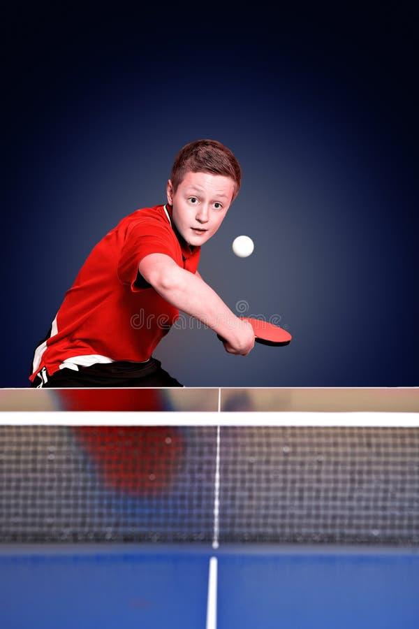 Ping-pong lizenzfreie stockfotografie