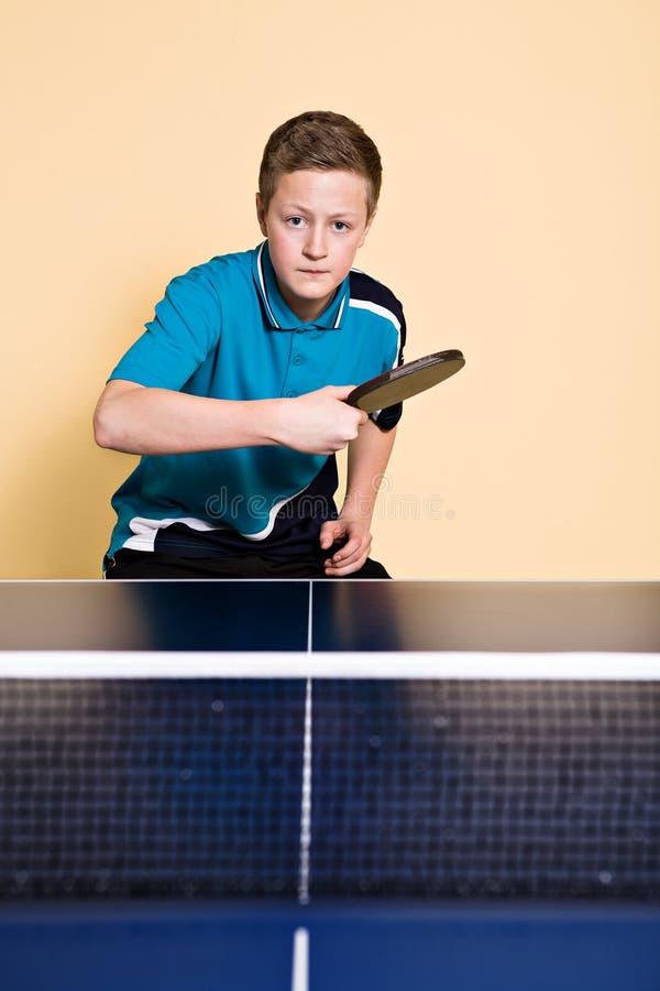 Ping-pong lizenzfreies stockbild