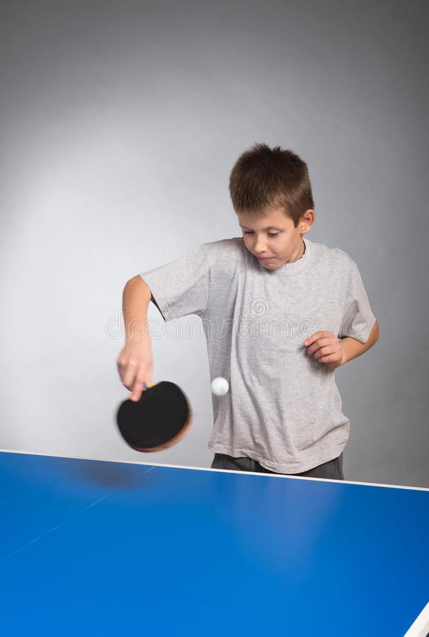 Ping-pong images stock