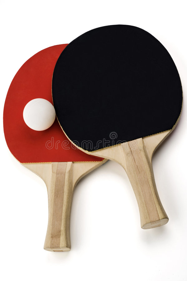 Ping-pong imagens de stock royalty free