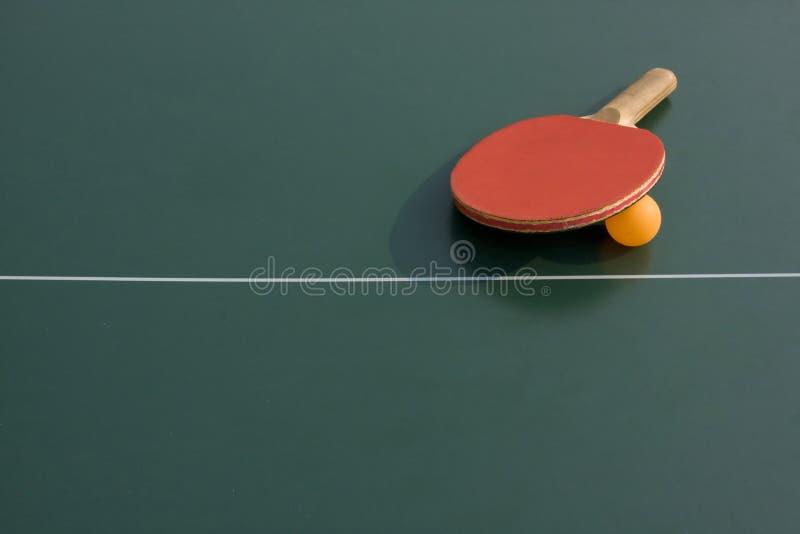 Ping-pong stockfoto