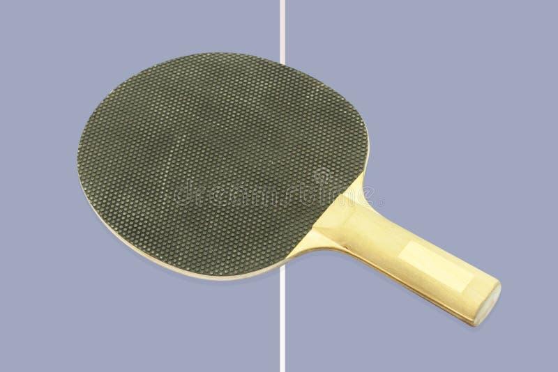 Ping-pong Racket Stock Image