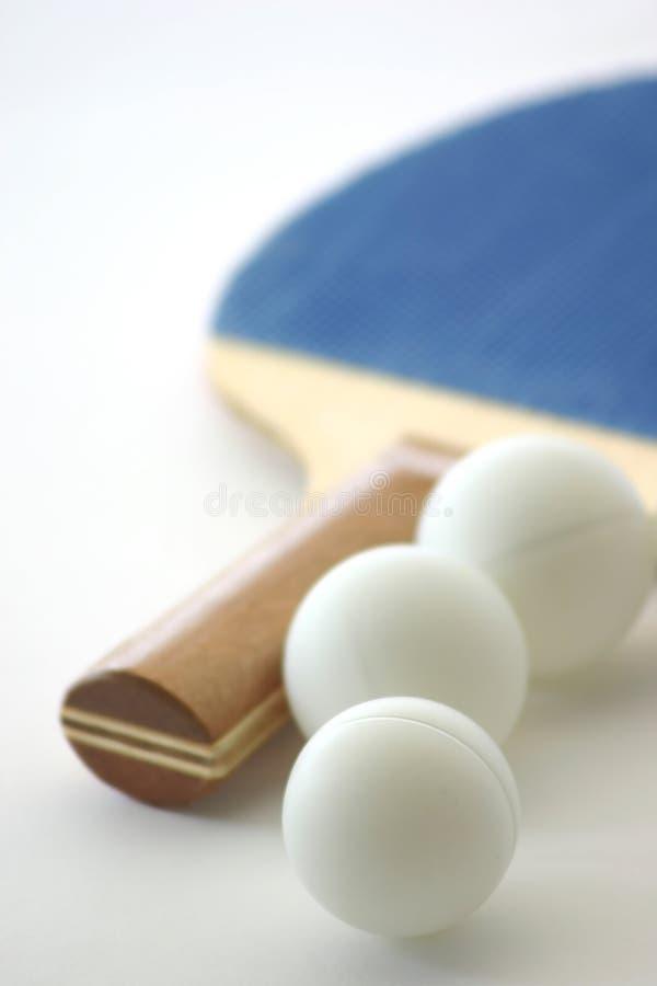 Ping Pong Set Stock Image
