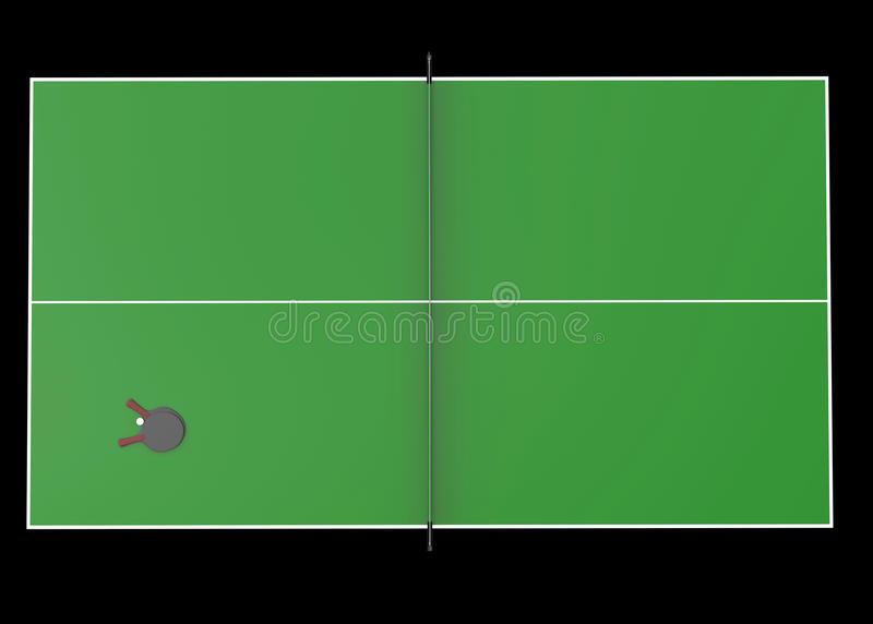 Ordinaire Download Ping Pong Table   Top View Stock Image. Image Of View   73976641