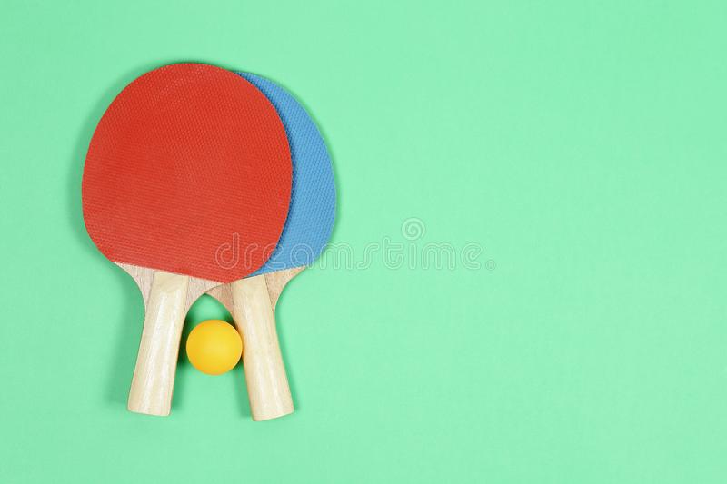 Download Ping Pong Table Stock Image. Image Of Copy, Pong, Recreation    112772007