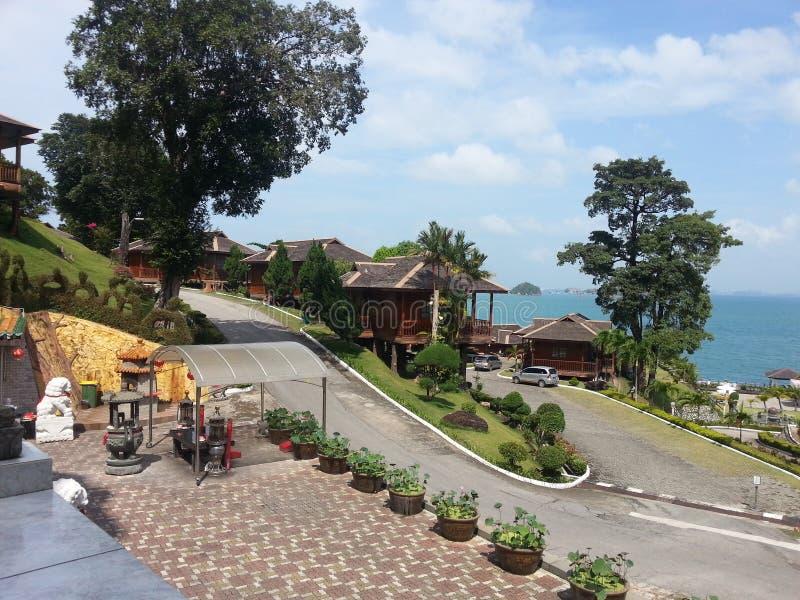 Pinggir de Tanjung images libres de droits