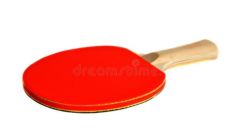 pingpongracket royaltyfri fotografi