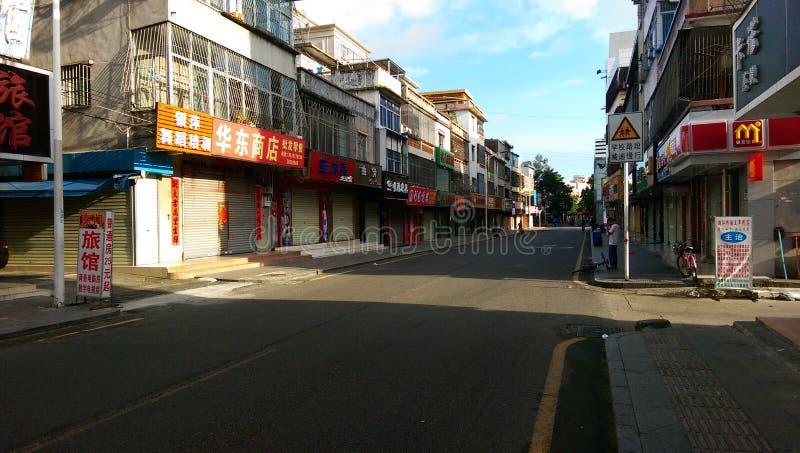 Pingshan Shenzhen China royalty-vrije stock fotografie