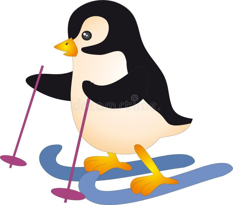 Download Pinguïn stock illustratie. Illustratie bestaande uit huisdier - 10780210