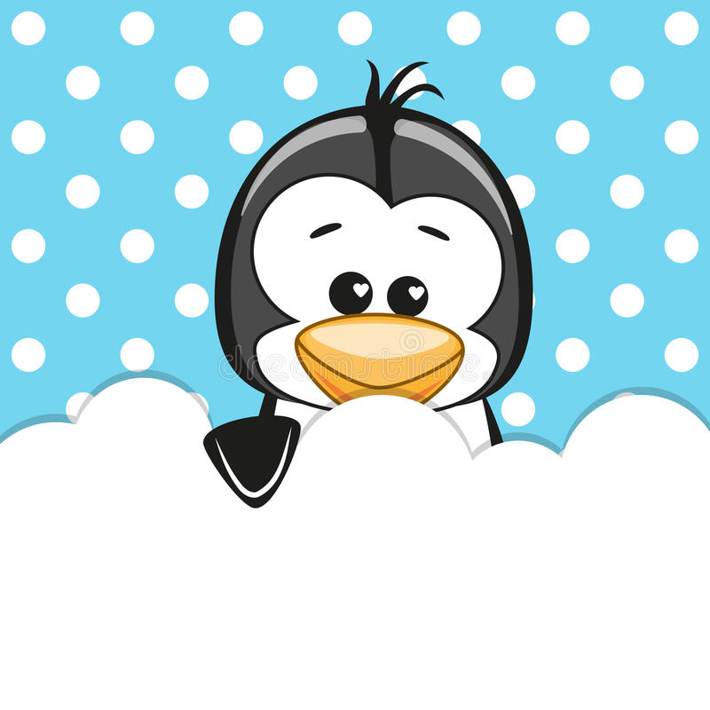 pinguïn vector illustratie