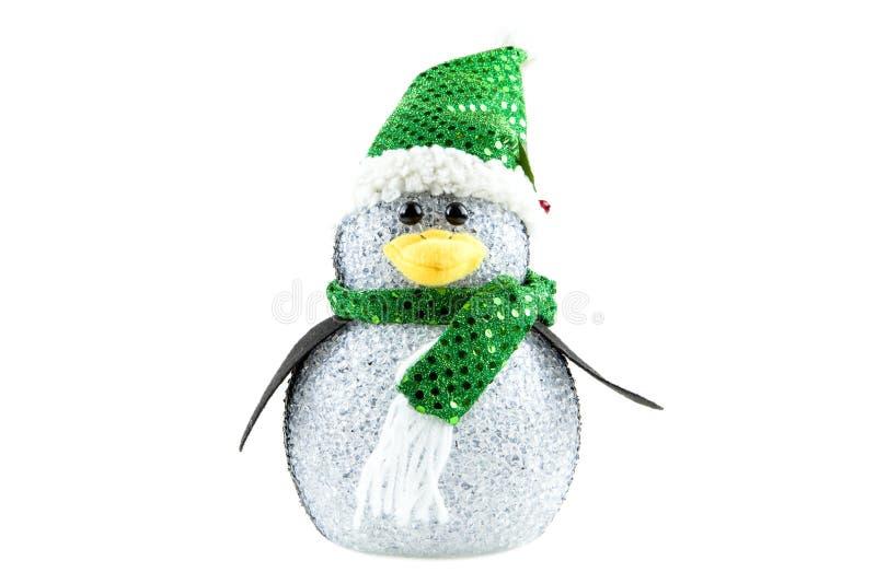 Pinguim do feriado imagens de stock royalty free